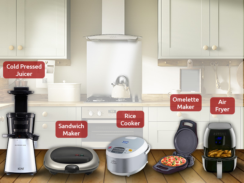 How To Pick Kitchen Appliances For The Remodel?
