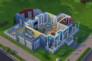 SIMS 4 Buildings That'll Let You Wander around SG In-Game from Your Bedroom